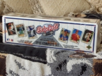 UPPER DECK 1991 Baseball Factory Sealed Sports Card Set