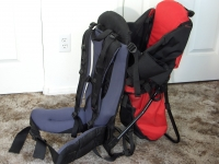 TATONKA V1  Baby Backpack Germany Sz Sm XS Padded