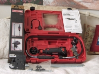 SEARS CRAFTSMAN Dremel Tool and Accessories