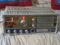 COURIER ROYALE Old 23 Channel CB Base Radio