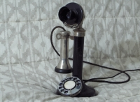 AE AUTOMATIC ELECTRIC Dial Candlestick Telephone Type 24